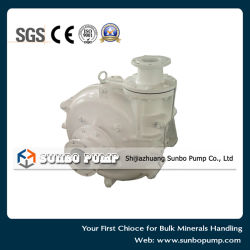 Zj Type Single Stage Horizontal Centrifugal Slurry Pumps