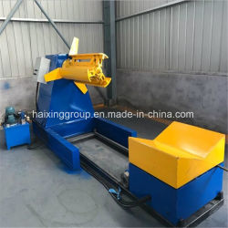 Automatic Hydraulic Decoiler for Roll Forming Machine