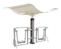 Nscc-Outdoor Fitness Equipment - WPC, High-End Fitness in China (JMT-05XO)