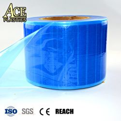 PVC/PE Surface Protection Cling Clear Static Film for Aluminum Profiles/Stainless Steel/Window Door/Dental Barrier/Electronic Product/Glass Mirror/ Carpet Floor