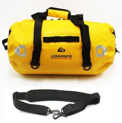 Outdoor Travel Drifting Twin Wire Cloth Shoulders Sports Nylon Swimming Waterproof Bag