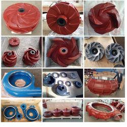 Acid Resistant Slurry Pump Rubber Part