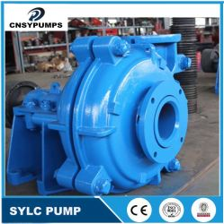 Electric Power Single Stage 100mm Discharge Size Centrifugal Slurry Pump Price From China