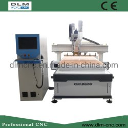 CNC Atc Cutting and Engraving Woodworking Machine