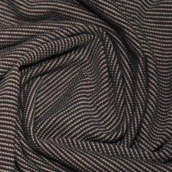 178GSM Cotton Polyester Yarn Dyed Stripe Pique