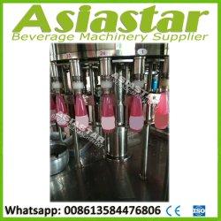 Plastic Bottle 10000bph Fruit Juice Bottling Filling Machine
