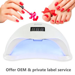 CCFL+LED Nail Art Dryer 48W Sun5 Sunshine UV LED Gel Nail Curing Lamp