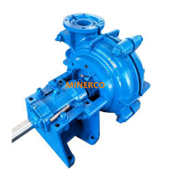 10/8 St-Ah A05 Coal Mine Slurry Pumps for Mining Factory Mining Centrifugal Slurry Pump