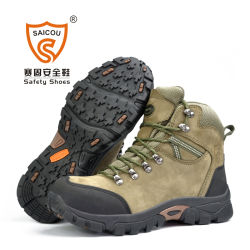 China High Quality Comfort Steel Toe Hiking Shoes Factory (SC-2218)
