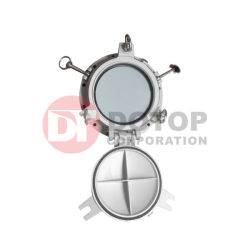 Ship Use Fixed Aluminium Scuttle Marine Aluminium Porthole