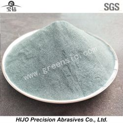 F280 Micro Grit Silicon Carbide Green Powder Used in LED