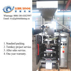 Global Shining Sachet Salt Bag Packaging Packing Machine
