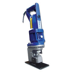 Mhp-20 Max 6mm Thickness Hole Puncher Machine