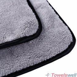 Super Thick Plush Microfiber Car Cleaning Cloth