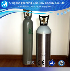 Chemical Equipment & Machinery Gas Tank Price Factory Direct Sell 13.4L 12L 8L 4L 2L 1L Aluminum Soda Stream CO2 Gas Cylinder