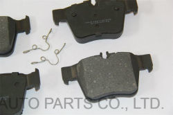 Brake Pads D1872 For Mercedes Benz C450 (0004205900)