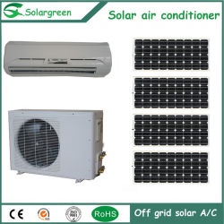 48V DC Voltage by Solar Power of Air Conditioner System