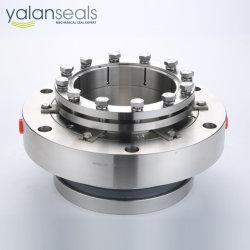 YALAN KTL Cartridge Mechanical Seal for Salt Slurry Pumps, Paper Pulp Pumps and Desulphurization Pumps