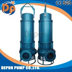 SGS Certified Electric Submersible Sewage Sand Sludge Suction Pump