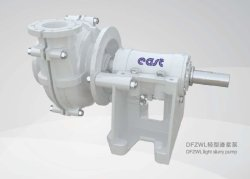 Slurry Pump Industrial Pump for Metallurgy Mining and Power Plants