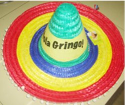 fc88b960f4002 Wholesale Cheap Straw Mexican Sombrero Hat for Promotion (T-018)