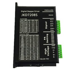 7208s Digital Two Phase Stepper Motor Driver