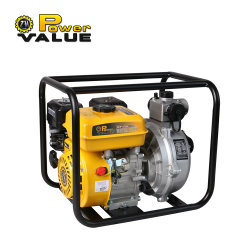 168f 6.5HP Engine 2 Inch High Pressure Gasoline Water Pump Made in China