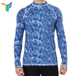 2daea7274 100% Polyester Piscifun Performance Upf Long Sleeve UV Dye Sublimation  Print Wholesale Fishing Shirts