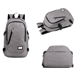 2019 Newest Style Anti-Theft Laptop Backpack Fashionable Sports and School Bag