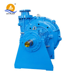 High Efficiency Single Stage Slurry Pump Industrial Gold Coal Mining Mineral Centrifugal Pump