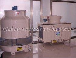 Bottle Type Counter Flow FRP Water Cooling Tower