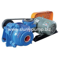 Tailing High Head Horizontal Centrifugal Slurry Water Pump
