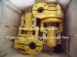 Coal Washing Solid Handling Slurry Pump