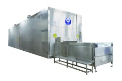 Ice-Slurry Unit for Processing of Aquatic Products
