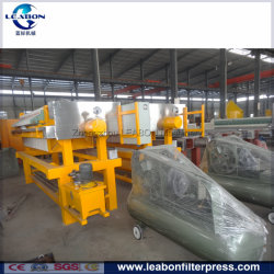 Auto Wastewater Treatment Shifting Membrane Filter Press