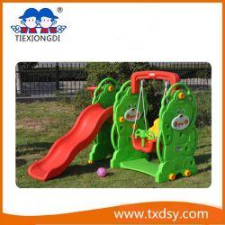 fashion Play House Children Plastic Slides for Sale