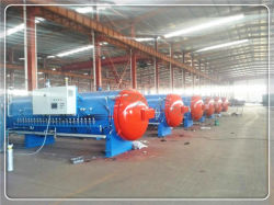 Ce Certified Laminated Glass Machine for Building Glass