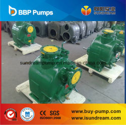 Solids Handling Diesel Engine Trash Pump Sw-8