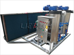 10 Tons/Day Seawater Slurry Ice Machine for Seafood