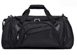 Duffle Sport Bags with Separate Shoes Compartment Sh-16050451
