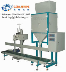 Global Shining Automatic Salt Packaging Packing Bagging Machine