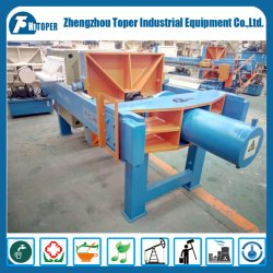 Auto-Pulling Plate Used Filter Press for Sale