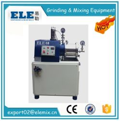 High Speed Dispersion Mixer Bead Milling in Pharma / Cardboard