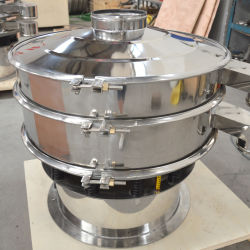 Vibration Sifter Machine for Dry Powder or Grain