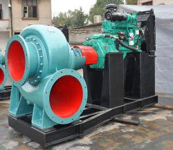 Horizontal Mix Flow Pump