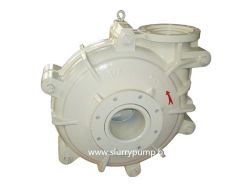 High Head Heavy Duty Centrifugal Water Slurry Pump