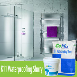 Waterproofing Slurry (K11 Powder & Latex)