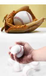 9inch 5oz Official League Baseball/Practice Baseball/Leather Baseball for Training