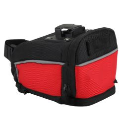 1680d Polyester Bicycle Bag Sports Bag Fitted on Carrier (HBG-011)