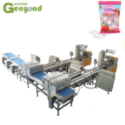 2017 New Arrival Marshmallow Making Machine Maker Supplier